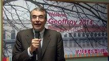 Jean Jack QUEYRANNE soutient Hélène GEOFFROY