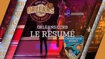 Résumé - J30 - Orléans reçoit Châlons-Reims