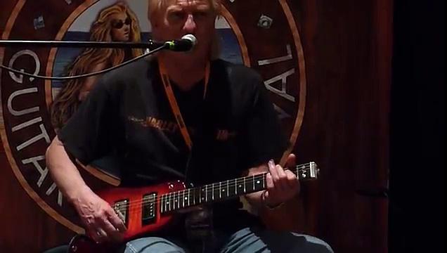 Electric Travel Guitar_Strobel Guitars