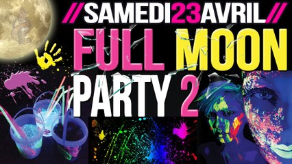 TEASER FULL MOON PARTY 23-04-16