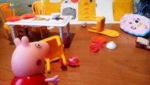 Свинка пеппа. Страшный сон. Peppa pig horrible dream