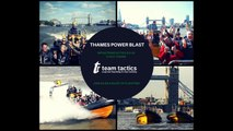 London River Thames - Thames Power Blast - Highspeed Boat Experience