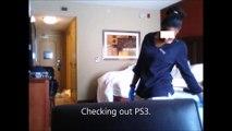 Ecco cosa succede quando ci rifanno la camera in hotel! VERGOGNA!
