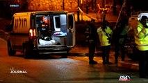 Deux soldats israéliens blessés par des charges explosives à Qalandiya