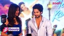 Shahid Kapoor does not want to work with Kareena Kapoor and Priyanka Chopra - Bollywood Gossip