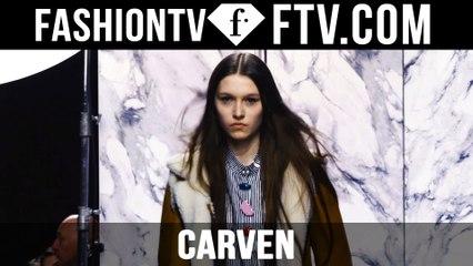 First Look Carven F/W 16-17 at Milan Fashion Week | FTV.com