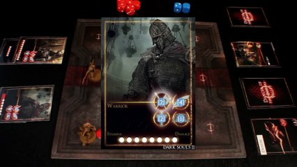 How to Play  Dark Souls - The Board Game (Kickstarter Boss Demo) de