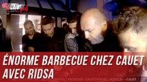 Énorme Barbecue chez Cauet avec Ridsa - C'Cauet sur NRJ