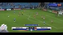 Gremio vs Toluca 1-0 Copa Libertadores 2016 HD