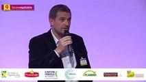 "Introduction de Frank Alluine à la table ronde ""Initiatives entrepreunariales"""