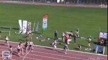 Athlétisme : Un 4x400 mètres complètement fou !