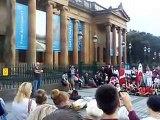 edinburgh festival fringe street theatre with patrick mccullagh