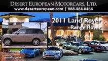 2011 Land Rover Range Rover Rancho Mirage CA 92270