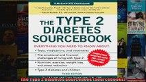 Read  The Type 2 Diabetes Sourcebook Sourcebooks  Full EBook
