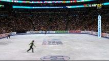 MEN Group 4 Warm-up -- -- 2016 World Figure Skating Championships