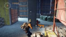 The Division - Turtle Bay Hostage Rescue: Last Man Battalion Fight, Seeker Mines, Turrets Gameplay