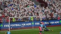 9eme journée Premier League 2016 2017 Southampton Tottenham 2eme mi temps