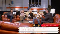 TV S10 - 'The Voice' Coaches Play Two Truths   A Lie (Exclusive)