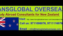 Study Overseas Consultants in Delhi, Abroad Education Consultants for New Zealand