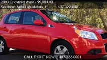 2009 Chevrolet Aveo LS for sale in Longwood, FL 32750 at the