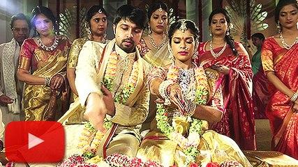 Chiranjeevi's Daughter Srija's Wedding FULL VIDEO
