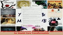 Download  Organizational and Process Reengineering Approaches for Health Care Transformation  Read Online