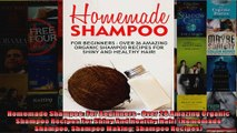 Read  Homemade Shampoo For Beginners  Over 26 Amazing Organic Shampoo Recipes For Shiny And  Full EBook