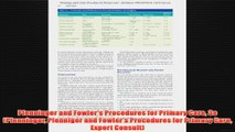 Free   Pfenninger and Fowlers Procedures for Primary Care 3e Pfenninger Pfenniger and Fowlers Read Download