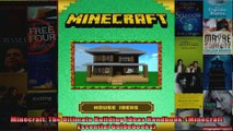 Minecraft The Ultimate Building Ideas Handbook Minecraft Essential Guidebooks