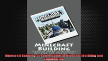 Minecraft Building Creative Guide to Minecraft Building and Engineering