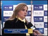 14-09-2015 - SEMINÁRIO DE GESTÃO AMBIENTAL - ZOOM TV JORNAL