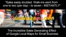 Google Maps for Local Business - Search Engine Optimization SEO Local Search