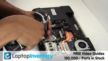 Lenovo Ideapad Z565 Motherboard Replacement Guide - Install Fix Replace