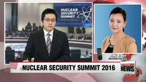 NSS 2016: President Park stresses greater role of int'l agencies in nuclear security