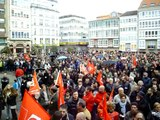 Manifestación en Ferrol contra a reforma laboral do PP - 19 de Febreiro de 2012 - 4 de 7