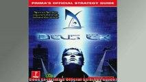 Deus Ex Primas Official Strategy Guide
