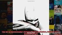 The Art of Rocksteadys Batman Arkham Asylum Arkham City  Arkham Knight
