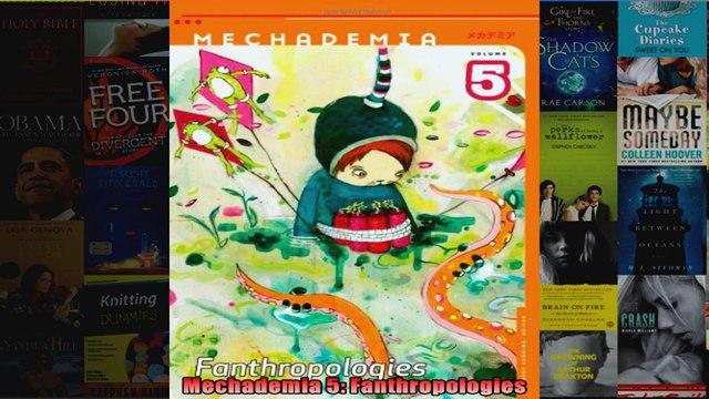 Mechademia 5: Fanthropologies