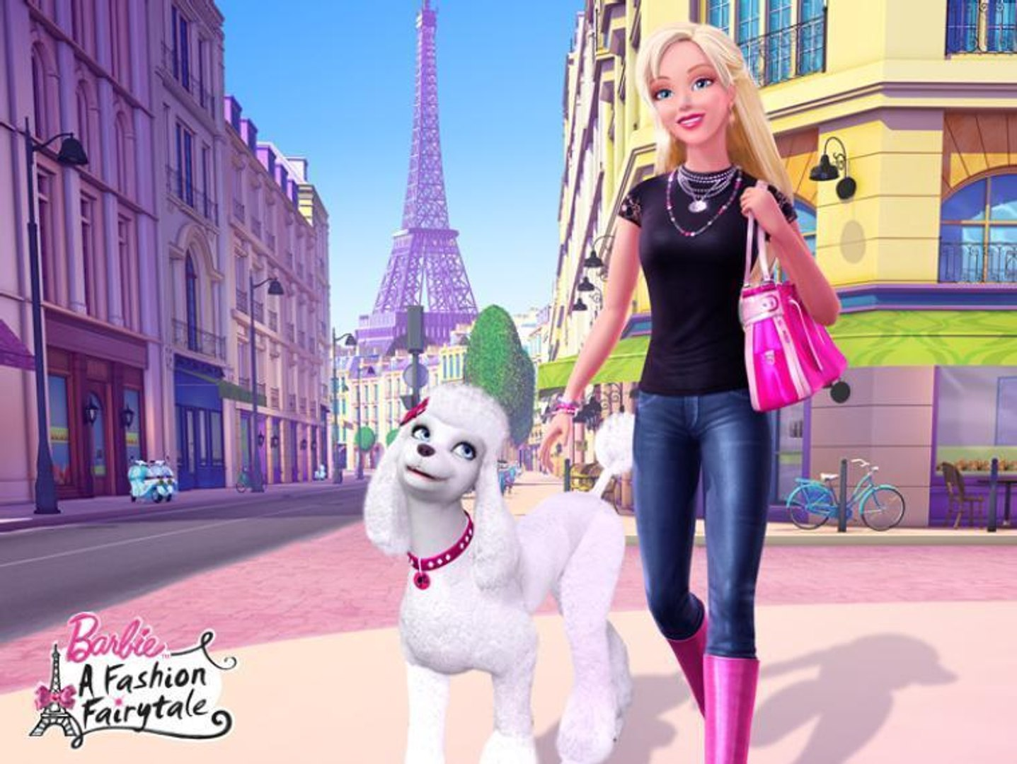 Barbie A Fashion Fairytale Complite Video Part Ii Video Dailymotion