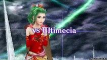 DISSIDIA 012 FINAL FANTASY LV100 Tina VS LV100 Ultimecia