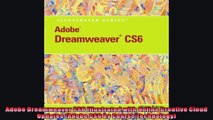 Adobe Dreamweaver CS6 Illustrated with Online Creative Cloud Updates Adobe CS6 by Course