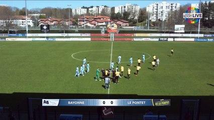 AVIRON BAYONNAIS FC vs LE PONTET - J23 - CFA (c)