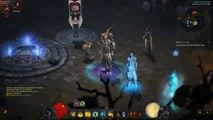 """Monk Diablo 3 Patch 2.1.0 """" CW Monk """" ( CM Wizard clone ) My Best spec"""