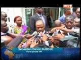 Le 1er ministre Ahoussou Jeannot à accordé 3 audiences dont une à la délégation du FPI