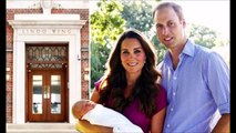 Prince William's Wife Kate Middleton in Labour Palace