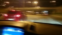 Opel Zafira B OPC ( сток)  vs Corsa OPC (моды) vs Seat Leon FR ( сток) 1,8