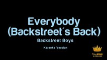 Backstreet Boys - Everybody (Backstreets Back) (Karaoke Version)