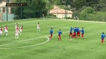 U17 : AS Monaco 0-2 Nîmes