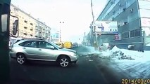 Car crash compilation -27. Brutal Russia. Car Crashes and road accidents. Аварии и  ДТП