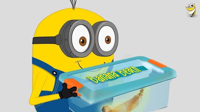 Minions Banana tree Funny Cartoon ~ Minions Mini Movies 2016 [HD]